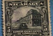 Personal STAMPS Collection NICARAGUA