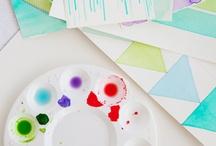 Art! / Be creative!