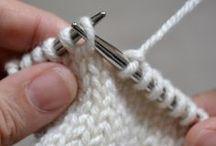 Técnicas em tricô