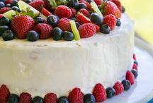 Berry cake / by Vaida Zmm