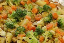 Baked Vegetables