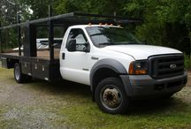 Used 2005 Ford F-550 Chassis For Sale | Durham NC