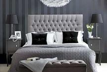 Pomysły na dekorację sypialni