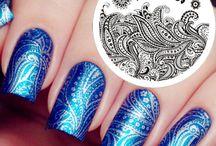 placas stamping Nail