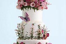 Wedding Theme Butterflies / Butterflies are so ethereal, delicate and beautiful, its no wonder so may people love them. There are so many different colours and patterns you can use within the decoration of the venue and cake.