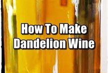 Winemaking / Home made wines