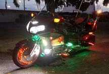 2012 Honda Goldwing with add-ons / Our 2012 Honda Goldwing with modifications done
