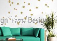 Christmas Wall Decals - Vinyl Design
