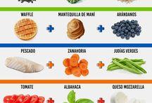 Cenas en 5' con proteinas