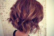 Hair, nails and make up / Hair