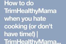 Drive Thru Sue Hacks Trim Healthy Mama