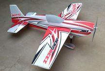 "Aerobeez 48"" Slick 540 Mini Banshee EPP Full Fuse Electric RC Plane"