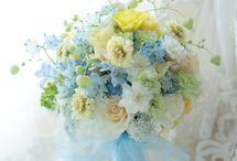 pastel tone flower