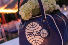 Event Theme : Pan Am / Around the world theme.