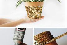 decoração de vaso