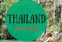 Thailand / Thailand travel research board