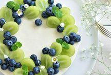 zdobeni ovocem