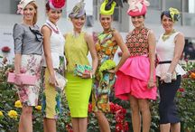 Melbourne cup fever!