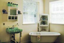 Bathroom Ideas / by Trudy Johnson