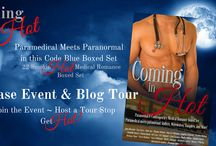 Coming In Hot Release Event & Blog Tour