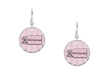 Bridesmaid Jewelry / Bridesmaid necklaces, pendants and earrings for your bridal party.