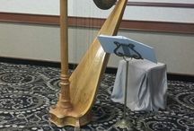 Harp at weddings