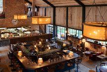 Barn restaurant
