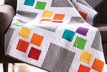 Quilts - Modern / by The Loopy Ewe