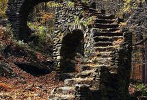 Beautiful, Forgotten Places....