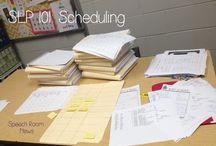 Speech Tx: scheduling