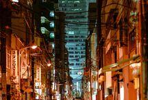 Japan neighbourhood