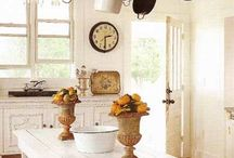 kitchen hanging feature