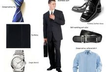 Professional Attire for Men / Professional Attire for Men