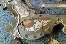 Restoration / Mirrorworks projects restoring vintage mirror glass
