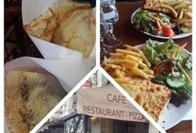 Paris Foods / Foods that we have eaten in paris