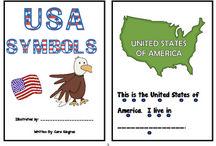 {Classroom S.S.} USA / USA Symbols / Activities, worksheets, crafts, ideas, games, etc. that center around the theme of USA & USA SYMBOLS