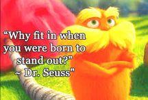 I <3 Dr Seuss