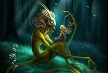 Criaturas Fanasticas