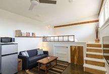 Interiéry, kuchyně, koupelny