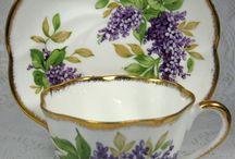 Porcelain, ceramic, glass...