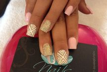 AG nails / by Jessica Cheatham