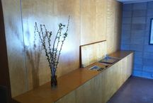 Built In Furniture / by ModernistMaude