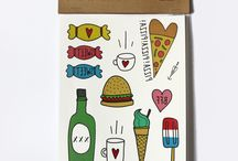 Temporary Tattoos / We can print awesome temporary tattoo sheets in either A5 or A6 for you... check them out: awsmr.ch/AMTattoos / by Awesome Merchandise