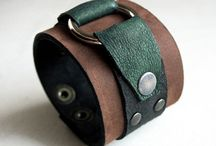 leather couch bracelet