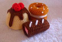Crochet - Amigurumi / Dolcetti, pupazzi ed oggetti vari