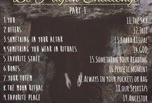 Be Pagan Challenge