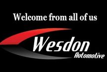 Welcome to Wesdon Automotive / Welcome