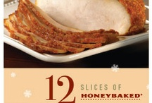 HoneyBaked 12 Days of Christmas Sweepstakes / by Nancy Parker
