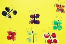 Kids crafts / by Nicki Cooley