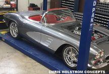 61 Corvette